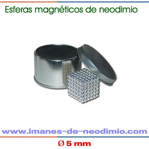 esferas magnético