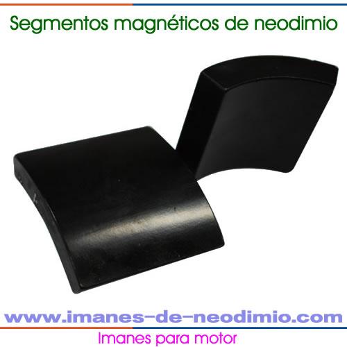 imanes de neodimio segmento epóxido