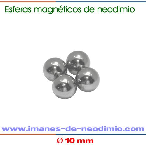 neodimio-hierro-boro bola imanes