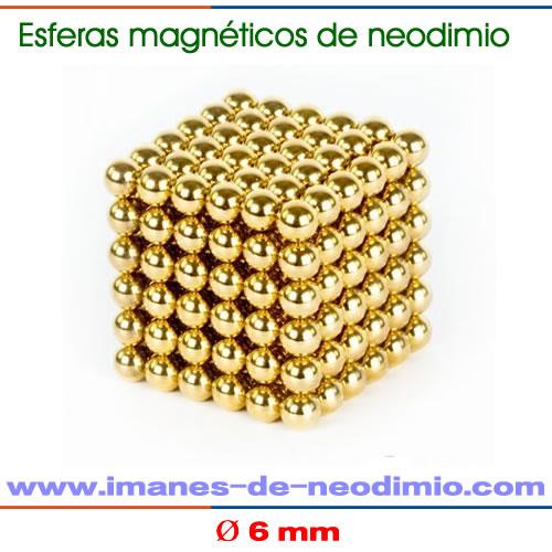 neocube de 216 bolas 6mm