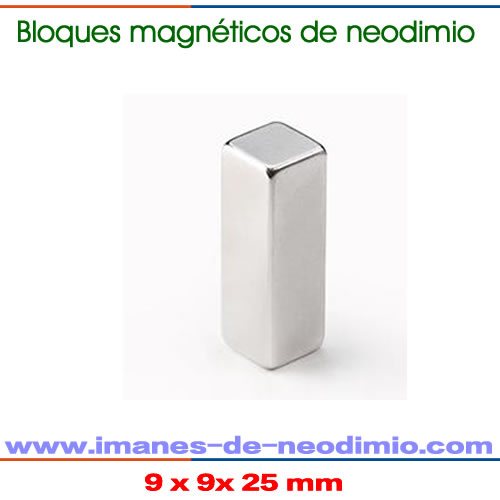 NdFeB rectangular iman
