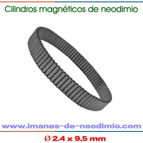 N42 cilindros y barras magnético