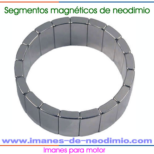 segmento magnético permanente