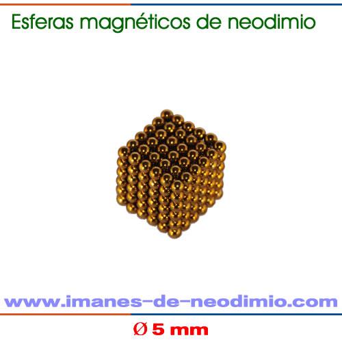 imán de neodimio de neocube cobre