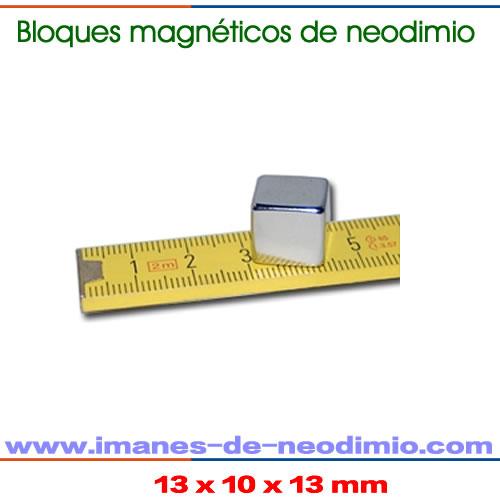 rectángulos magnético