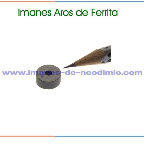 ferrite  magnétic
