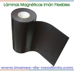 hojas magnéticas de flexibles