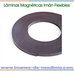 imán flexible PVC hoja lámina