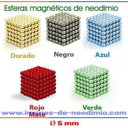neocube 216 esferas iman neodimio niquel