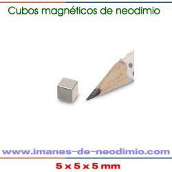 bloques y cubos magnético