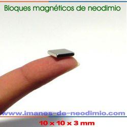 rectangulars de neodimio