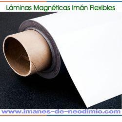goma de banda magnética flexible