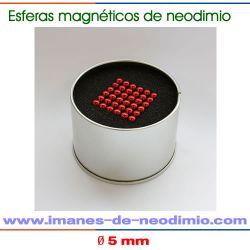 esfera larga magnético