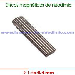 neodimio-hierro-boro disco imanes