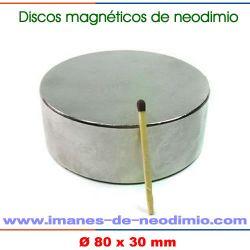 circulare imanes