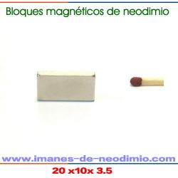 sintered magnet neodymium block