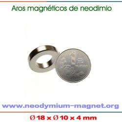 anillo iman N35H