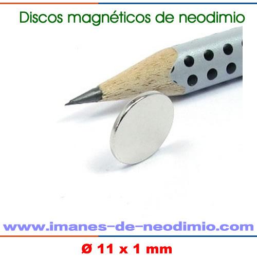 disco magnético permanente