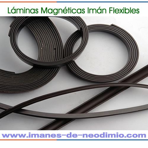 imán de flexible PVC