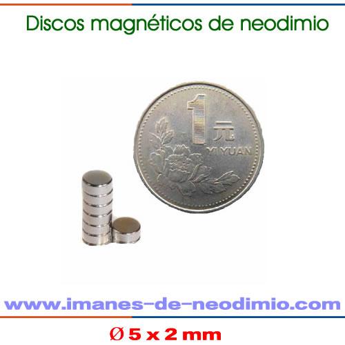 redondos magnético imanes neodimio
